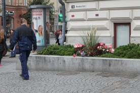 Scene: The Tampere Central Square, Finland
